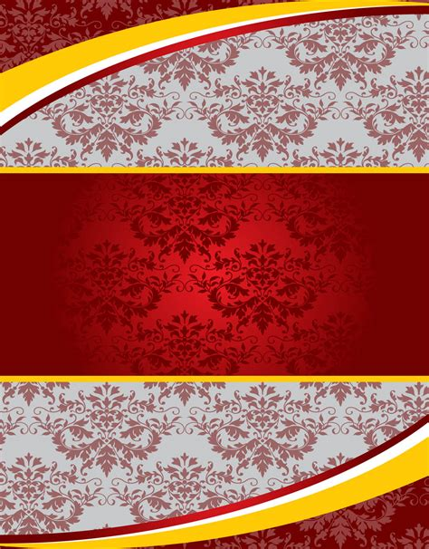 poster design background vector royal poster template vector