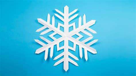 how to make origami snowflakes how to make an origami snowflake