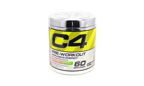 Cellucor C4 60serv cellucor c4 60 servings groupon
