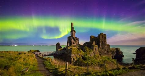 where can u see the northern lights where can i see the northern lights in scotland tonight