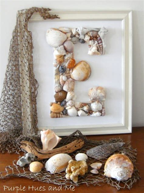 extremely easy diy seashell decoration ideas best home