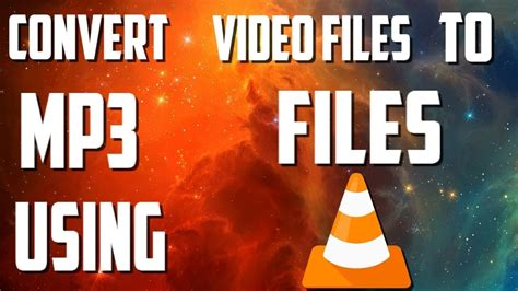 remove details of mp3 using vlc youtube how to convert any video format to mp3 or wav using vlc