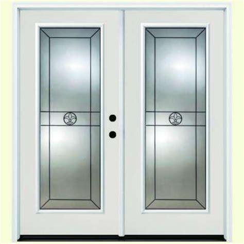 Prehung Patio Doors 56 X 80 Patio Doors Exterior Doors Doors Windows The Home Depot