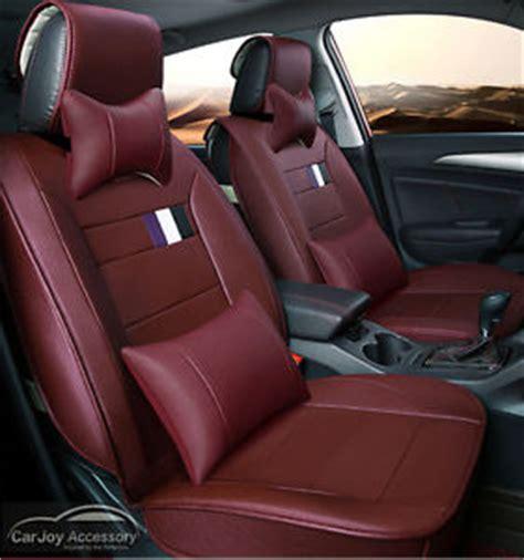 wine red burgundy car seat cover for hyundai tucson i30