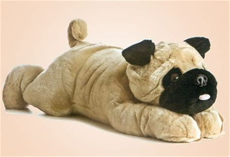 pug plushies image gallery stuffed pug