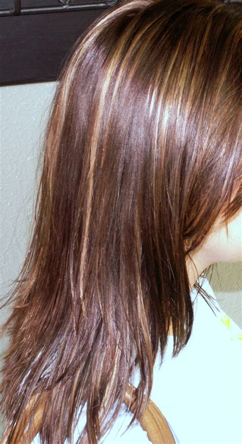 oval foil hair color heavily highlighted hair was weaved applying conditioner