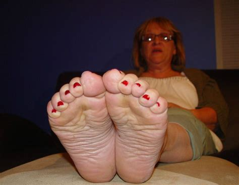 granny foot jimspublicblogspot mature female feet