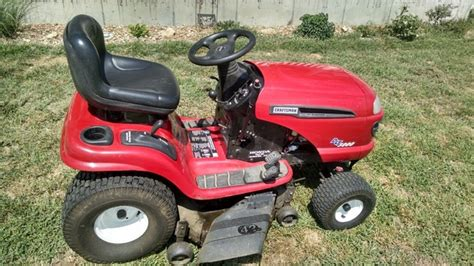 craftsman dlt lawn mower  hp honda engine nex tech classifieds