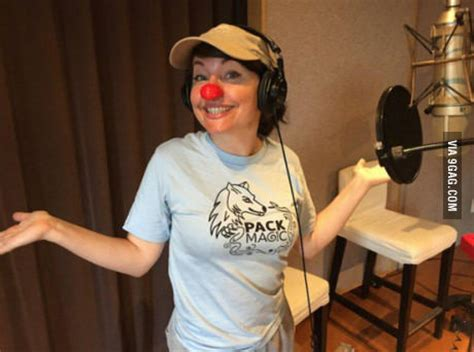 who plays lynette on the big comfy couch voice actress alyson court voice actors pinterest