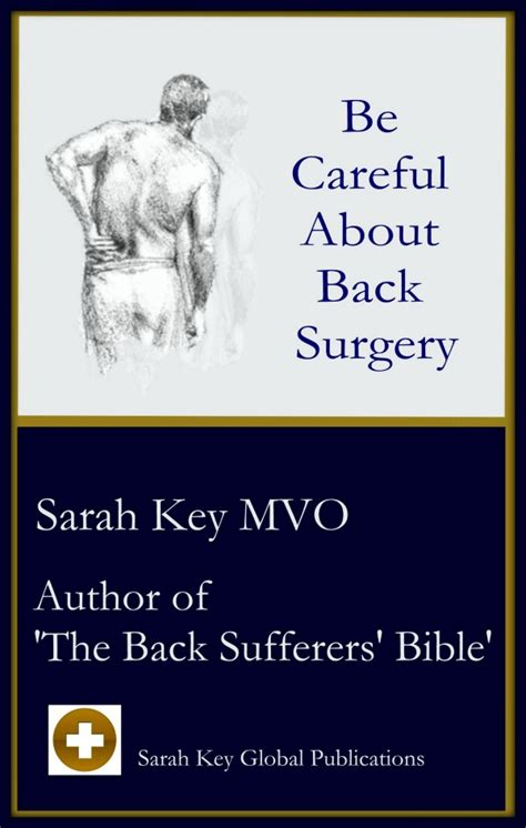 back treatment with key self help 5 best selling key books