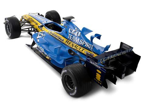 2006 renault f1 r26 rear angle top studio 1280x960