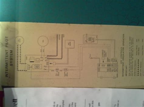 relay honeywell diagram wiring r8148e 28 images