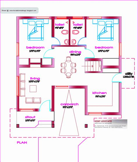 1000 images about floor plans on pinterest house plans single floor house plan 1000 sq ft floor plans under