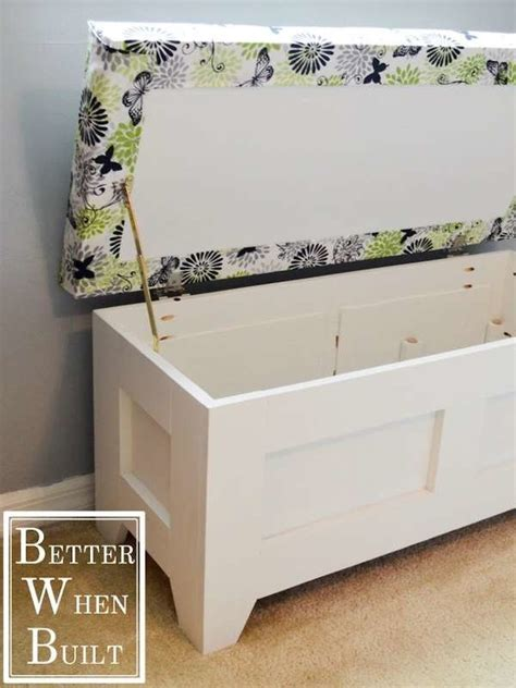 diy storage benches    bob vila