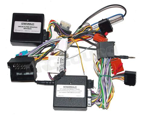 interfaccia comandi al volante pioneer paser kit023real21 interfacce comandi al volante