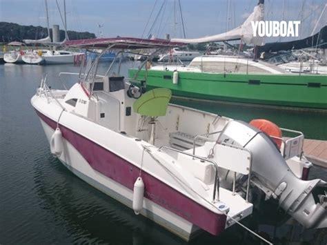 pro marine belone  sun deck occasion day cruiser bretagne nautisme