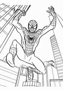 spiderman coloring pages kids coloring pages free coloring pages 14 free printable
