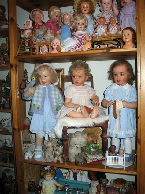 haunted doll on display 24 best images about vintage dolls on chatty