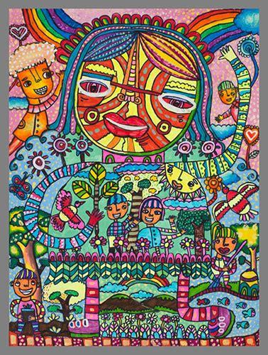 doodle contest philippines student wins un habitat contest un habitat