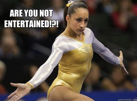 are you not entertained olympic gladiator memes quickmeme