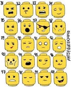 lego head printable lego faces expressions lego com