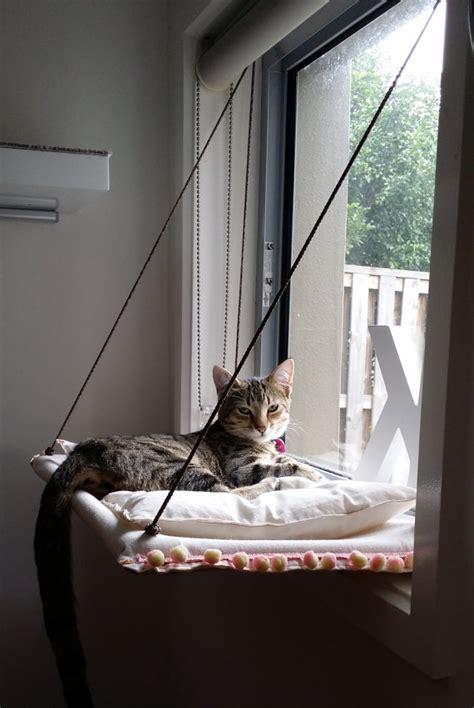 Cat Hammock Window window cat hammock with cushion by jinstan on etsy