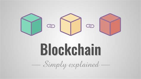 Do A by How Does A Blockchain Work Simply Explained