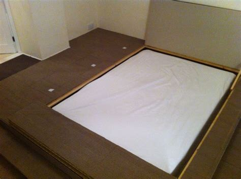 Sunken Bed Frame 1000 Ideas About Sunken Bed On Japanese Bed Floating Stairs And Espresso Cabinets