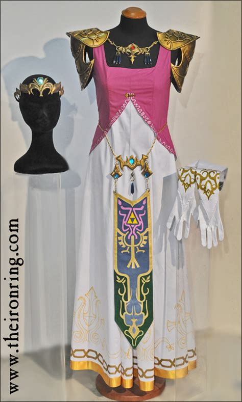 zelda design dress the legend of zelda twilight princess by theironring on