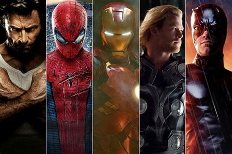 film marvel tayang 2015 how we rate the marvel comic book movies from best to