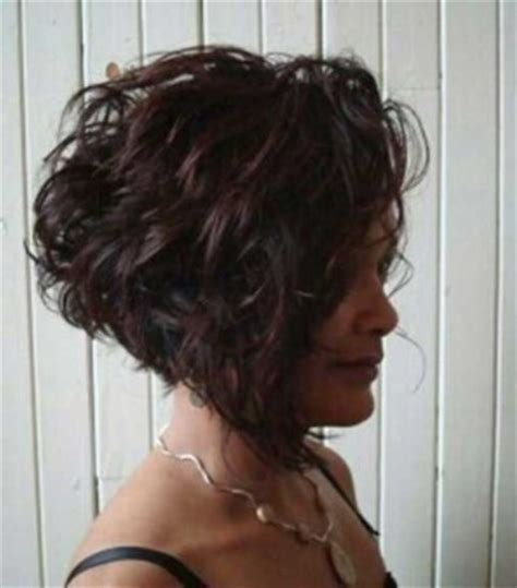 pics of inverted bob hairstyles for wavy hair reverse bob curly hair regarding present your beauty my
