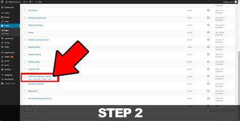 tutorial lightbox wordpress wp content lightbox tutorial adding youtube videos acu web