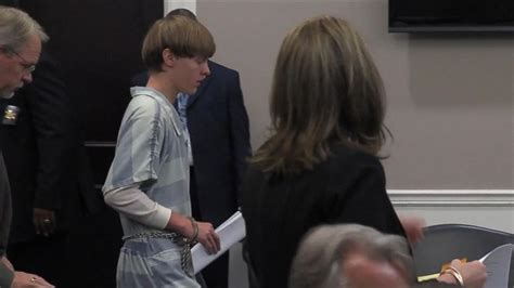 dylann roof dylann roof appears in court order extended
