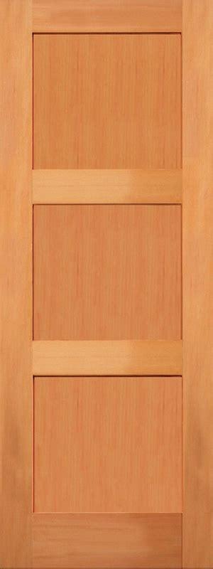 3 Panel Shaker Interior Door 707 3 Panel Shaker Fir Active Doors