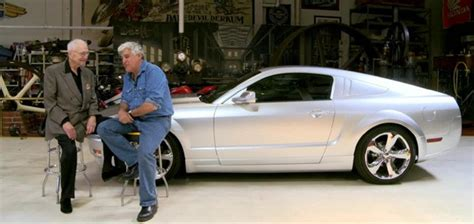 Lenos Garage Wiki by Iacocca Ford Mustang Leno S Garage Auto23 Ro