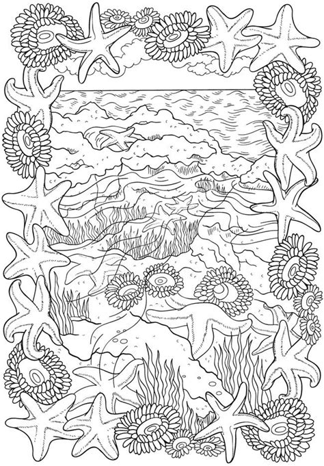 Sea Colouring Book best 25 coloring pages ideas on
