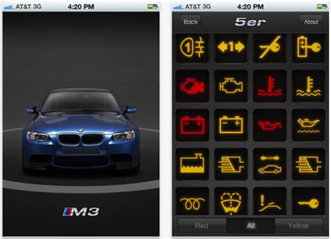 bmw service lights meaning bmw dash light symbols