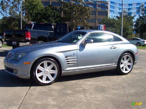 2005 sapphire silver blue metallic chrysler crossfire limited coupe 19952219 gtcarlot