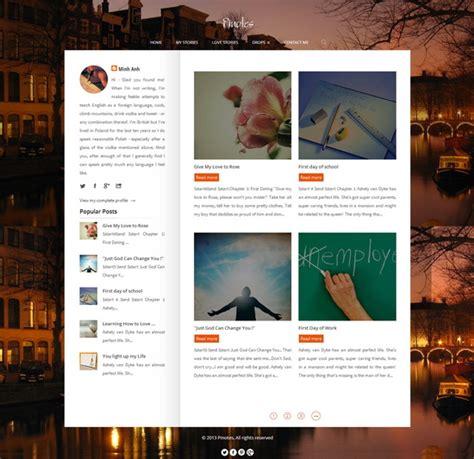 pinotes blogger template blogger templates 2018