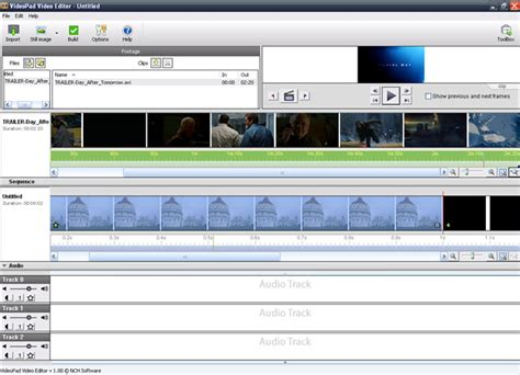 tutorial su videopad videopad video editor download gratis