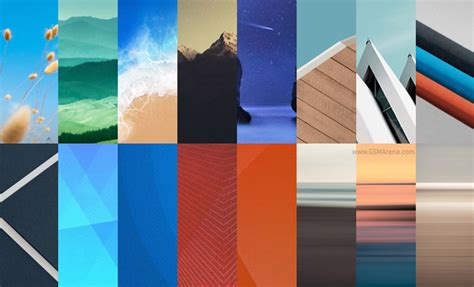 android qhd wallpaper pack qhd wallpaper pack from htc one m9 leaks