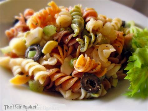 pasta salad italian dressing the hen basket italian dressing pasta salad