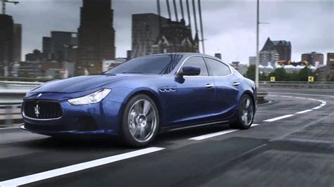 New Maserati Ghibli by All New Maserati Ghibli 1st Official Trailer