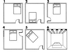 positions to try in the bedroom feng shui bed placement and in the bedroom on pinterest