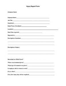 employee injury report template best photos of work injury report template injury report