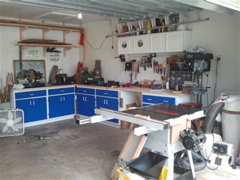 Garage Shop Usa Garage Shop Nearing Completion By Marinegator