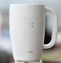 Smart Mug Displays Temperature, Yay or Nay?   Yanko Design