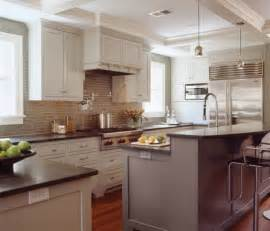 Kitchen Islands And Breakfast Bars by Kitchen Island Raised Breakfast Bar Design Ideas