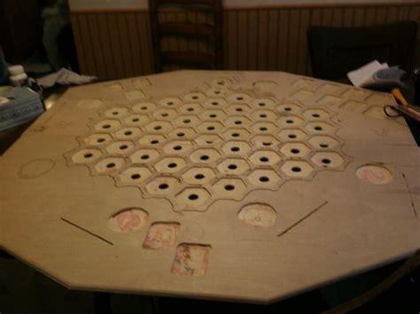 diy settlers  catan board boardgamegeek