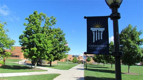Of Dayton Mba by New Cedarville Mba Program To Address An 8b Local